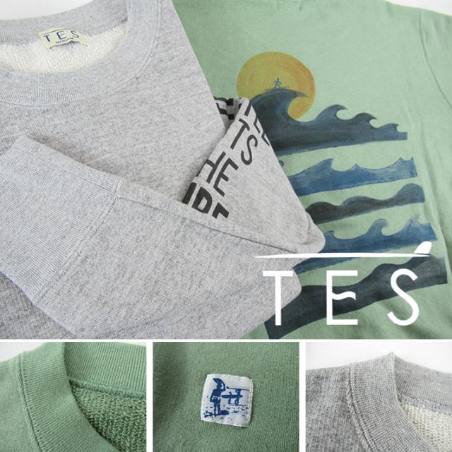 TES スウェットシャツ