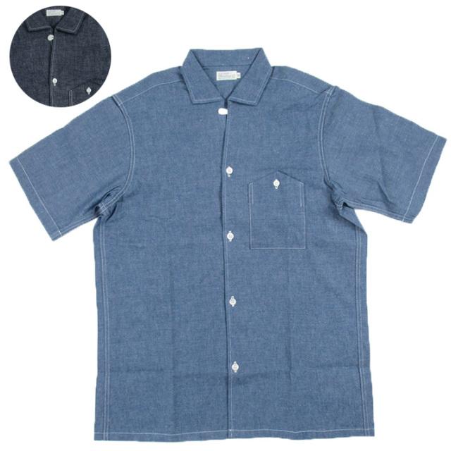 ウエアハウス 半袖 シャツ