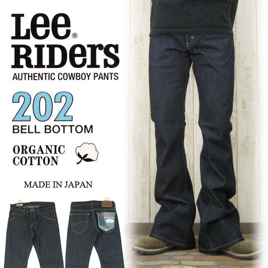 1182cf94 Lee RIDERS リー ライダース 202 ベルボトム ジーンズ BELL BOTTOM 202 ...