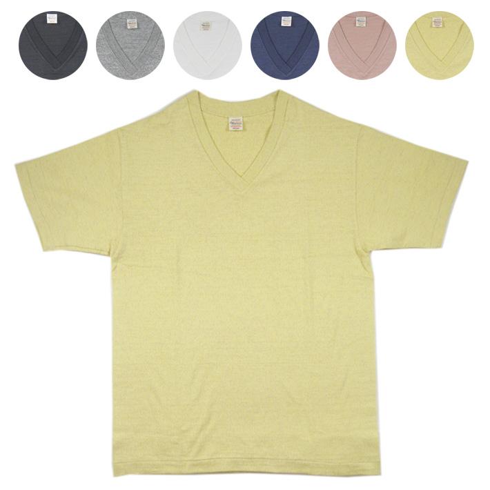 ウエアハウス Vネック Tシャツ