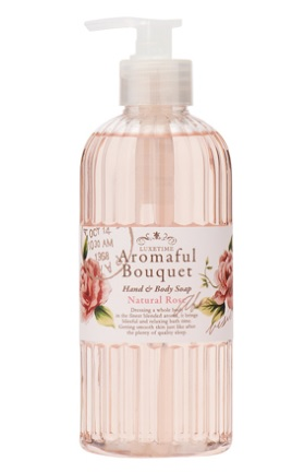 Aromaful Bouquet(アロマフルブーケ) ハンド&ボディーソープ 選べる3種