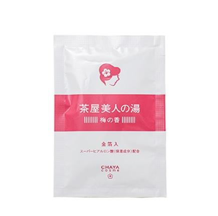 箔座 茶屋美人の湯・梅の香 30g
