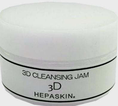 【HEPASKIN(ヘパスキン)】3DクレンジングJAM 20g