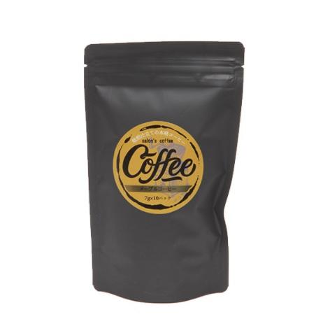 女性人気!メープルコーヒー7g×10パック