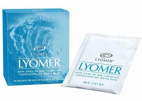 LYOMER(リヨメール) ロゼ  40g×10袋