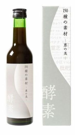 生活の木 酵素ドリンク 150種の素材〈恵の美〉300ml