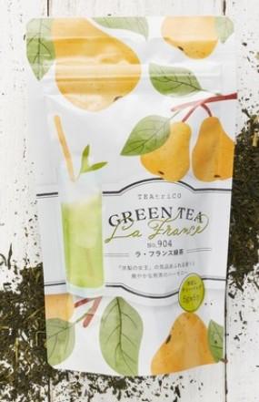 ティートリコ ラ・フランス緑茶 5g×6包