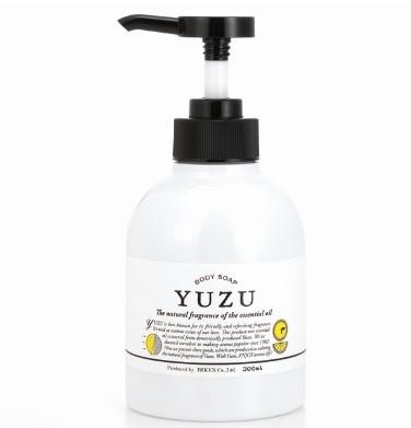 美健 YUZUシリーズ ボディーソープ 300ml