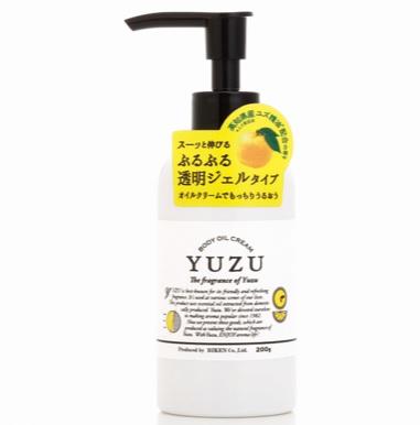 美健 YUZUシリーズ ボディオイルクリーム(ジェル状)