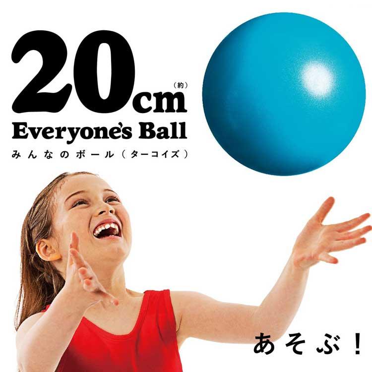 La-VIE(ラ・ヴィ) みんなのボール 20cm ターコイズ