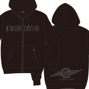 JOKERDRIVER HOODIE(パーカー)<STEALTH>