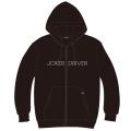 JOKERDRIVER  パーカー 2018(DOT-BLACK)