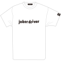JOKERDRIVER T-SHIRTS <2020 SUMMER/WHITE>