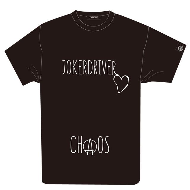 JOKERDRIVER T-SHIRTS <CHAOS>