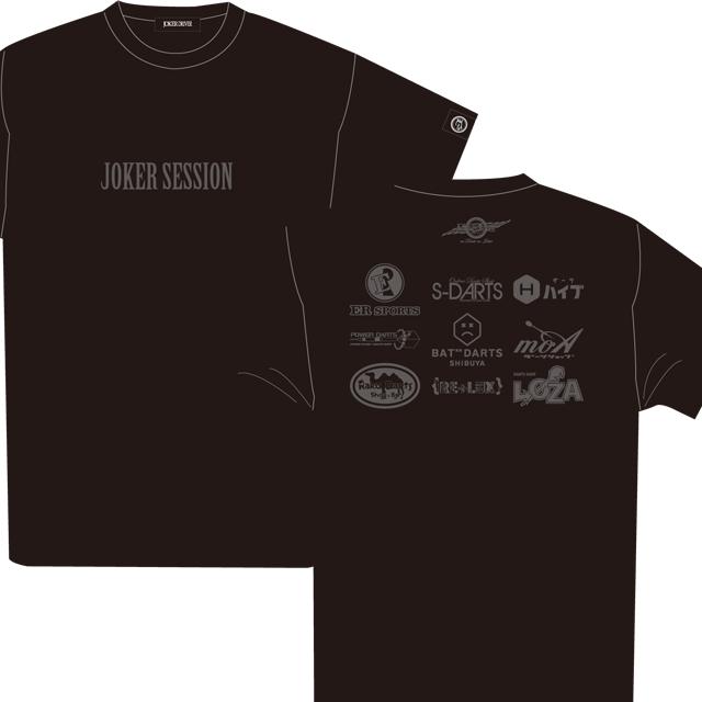 JOKERDRIVER T-SHIRTS <SESSION>
