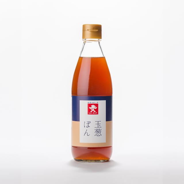 玉葱ぽん 360ml瓶