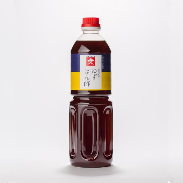 醤油屋のゆずぽん酢 1L