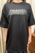 """""""CHANEL"""" ? ビッグ Tシャツ"""