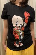 """マイケル """"PIG"""" エンターテイナー 半袖 Tシャツ カットソー"""