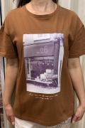 NO.26 フォトプリント Tシャツ