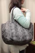 パイソン柄 2Way Bag
