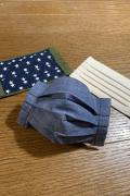 オリジナル ハンド メイド 布製 ワンコイン マスク 【メール便可】