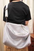 ダイバー素材 パンチング コンバーティブル 軽量 バックパック リュック ショルダーバッグ