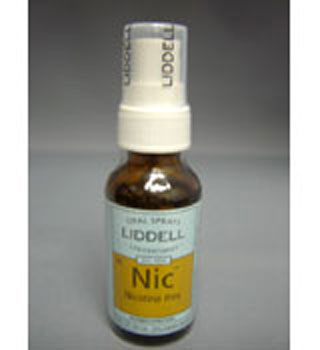 ニコチンフリー-30ml Liddell社