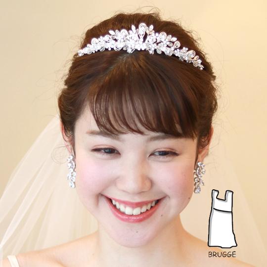 【実店舗レンタル商品】ティアラ TA-0121