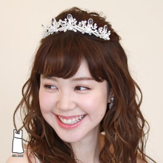 【実店舗レンタル商品】ティアラ TA-0140 雑誌掲載アイテム
