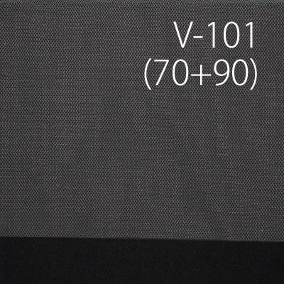 【人気ベール】ブライダル 切りっぱなしベール V-101(70+90)