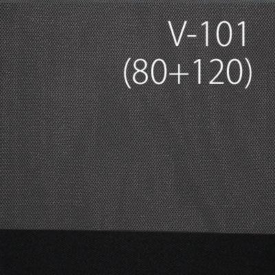 ブライダル切りっぱなしベール V-101(80+120)
