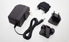 ACアダプター充電セット