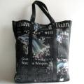【GALLIANO】ガリアーノのメンズトートバッグ ブラック ミラノで買付けの並行輸入バッグ★送料無料