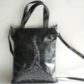 【ERMANNO SCERVINO】エルマノシェルビーノのショルダーバッグ ブラック ミラノで買付けの並行輸入バッグ★送料無料