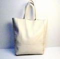 【GIUDIT】ジュディットのレザートートバッグ( ホワイト)ジャンニキアリーニのセカンドライン イタリア直輸入★送料無料