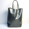 【GIUDIT】ジュディットのレザートートバッグ( グレー・ブラウン)ジャンニキアリーニのセカンドライン イタリア直輸入★送料無料