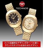 【ウォッチ 腕時計】テクノスゴールドタングステン / TECHNOS