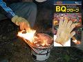 【特殊機能手袋 安全手袋 軍手】FALCON ファルコン 耐熱手袋 BQグローブ(片手のみ)