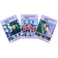 松竹青春歌謡映画傑作選 舟木一夫[DVD]3枚組セット