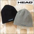 HEAD 暖かニット3WAY帽子2色組 ブラック/グレー 952486