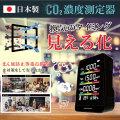 日本製 CO2濃度測定器