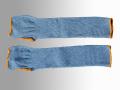 【特殊機能手袋 安全手袋 軍手】FALCON ファルコン 耐切創性素材腕カバー スペクトラCXアームプロテクター CX-02