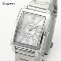 Forever フォーエバー レディース腕時計ホワイトシェル文字盤 FL301