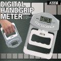 【KEEPs】デジタルハンドグリップメーター