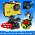 色々な所に取り付けるアクティブカメラ