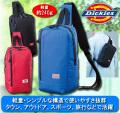 【 ボディバッグ 】 ディッキーズ スタイリッシュ・ショルダーバック / Dickies