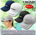 ヘッド サイドラウンドメッシュキャップ 同サイズ2色組 / HEAD