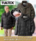 タルテックス あったかカジュアルダウンジャケット / TULTEX