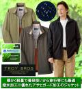 トロイ・ブロス ボンディングジャケット/ TROY BROS